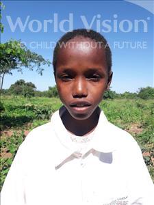 Choose a child to sponsor, like this little boy from Kilimatinde, Barikiel Samwel age 10