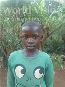 Sylivia, aged 10, from Uganda, is hoping for a World Vision sponsor