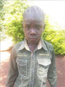 Choose a child to sponsor, like this little boy from Busitema, Julius age 7