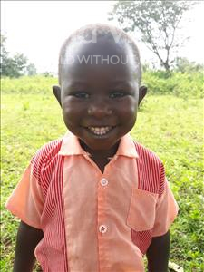 Choose a child to sponsor, like this little boy from Busitema, Peter age 3