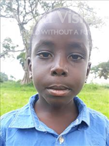 Choose a child to sponsor, like this little boy from Busitema, Edwin age 5
