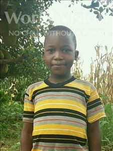 Choose a child to sponsor, like this little boy from Ntwetwe, Henly age 6