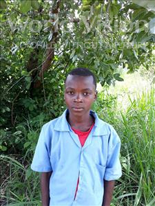 Choose a child to sponsor, like this little boy from Keembe, Jowell age 12