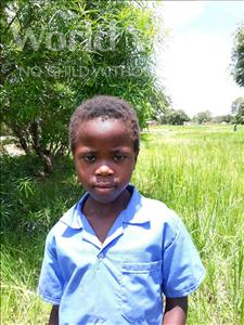Choose a child to sponsor, like this little girl from Keembe, Philiss age 6