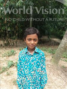 Choose a child to sponsor, like this little boy from Ghoraghat, Abdullah age 8