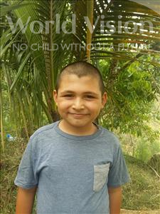 Choose a child to sponsor, like this little boy from Maya, Jose Williams age 8