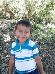 Choose a child to sponsor, like this little boy from Maya, Edin Adonay age 5