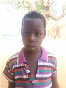 Choose a child to sponsor, like this little boy from Sirba, Adamou age 7