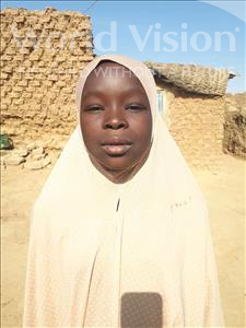 Choose a child to sponsor, like this little girl from Sirba, Ramatou age 11