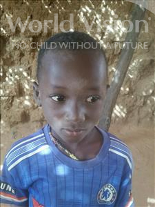 Choose a child to sponsor, like this little boy from Komabangou, Abdoulaziz age 6