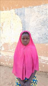 Choose a child to sponsor, like this little girl from Komabangou, Safoura age 6
