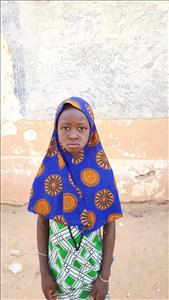 Choose a child to sponsor, like this little girl from Komabangou, Houzeifatou age 6