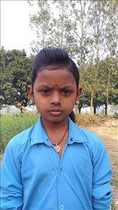 Choose a child to sponsor, like this little girl from Sarlahi, Rabita Kumari age 7