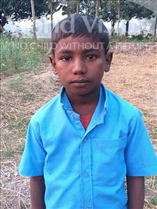Choose a child to sponsor, like this little boy from Sarlahi, Aanshik age 7