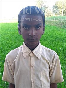 Choose a child to sponsor, like this little boy from Sarlahi, Nikhil Kumar age 11