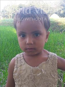 Choose a child to sponsor, like this little girl from Sarlahi, Sabnam age 3