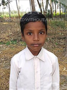 Choose a child to sponsor, like this little girl from Sarlahi, Manish age 8