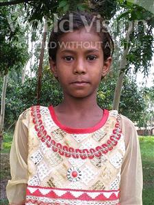 Choose a child to sponsor, like this little girl from Sarlahi, Anjali Kumari age 11