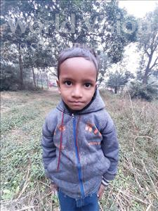 Choose a child to sponsor, like this little boy from Sarlahi, Aakah age 6