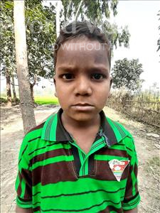 Choose a child to sponsor, like this little boy from Sarlahi, Avinandan age 7
