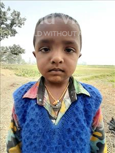 Choose a child to sponsor, like this little boy from Sarlahi, Ankit Kumar age 5