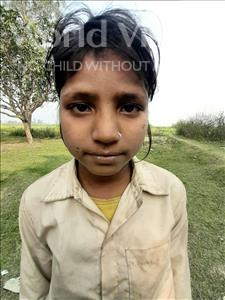 Choose a child to sponsor, like this little girl from Sarlahi, Aachal Kumari age 9