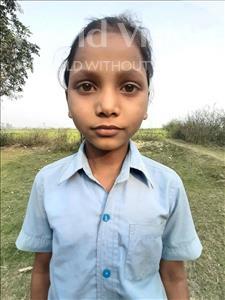 Choose a child to sponsor, like this little girl from Sarlahi, Binita age 7
