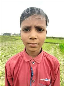 Choose a child to sponsor, like this little boy from Sarlahi, Sakil Ahamad age 10