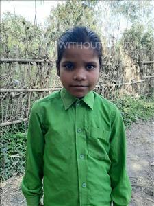 Choose a child to sponsor, like this little girl from Sarlahi, Priyensu Kumari age 11