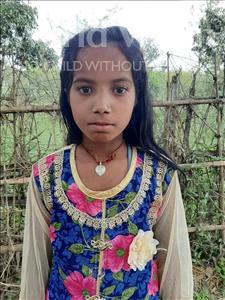 Choose a child to sponsor, like this little girl from Sarlahi, Manisha Kumari age 11