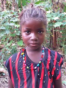 Choose a child to sponsor, like this little girl from Jong, Nancy age 8