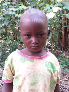 Choose a child to sponsor, like this little boy from Jong, Abdul age 3
