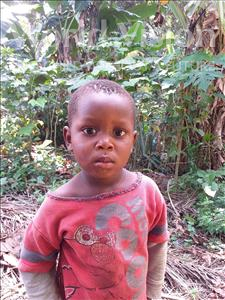 Choose a child to sponsor, like this little boy from Jong, Ibrahim age 3
