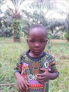 Choose a child to sponsor, like this little boy from Jong, Idrissa age 4