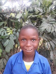 Choose a child to sponsor, like this little boy from Jong, Rashidu age 7