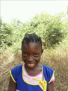 Choose a child to sponsor, like this little boy from Imperi, Weyata age 6