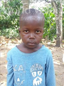 Abdul, aged 6, from Sierra Leone, is hoping for a World Vision sponsor