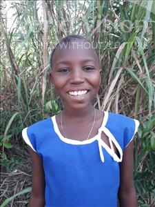 Choose a child to sponsor, like this little girl from Tegloma, Isha age 11