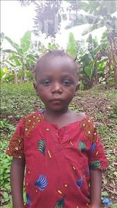 Choose a child to sponsor, like this little girl from Tegloma, Hawa age 3