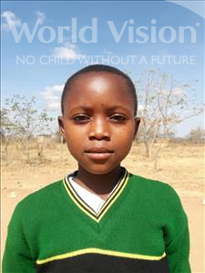 Choose a child to sponsor, like this little girl from Kilimatinde, Vaileth Maige age 11