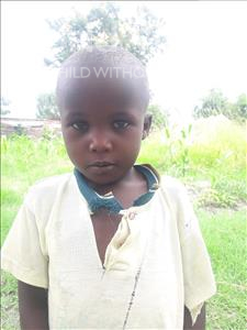 Choose a child to sponsor, like this little boy from Kilimatinde, Michael age 7