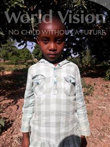 Choose a child to sponsor, like this little girl from Kilimatinde, Heriet Willjohns age 8