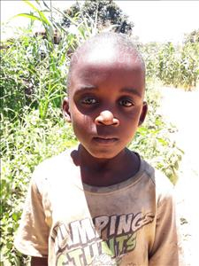 Choose a child to sponsor, like this little boy from Kilimatinde, Ramadhan Daudi age 8