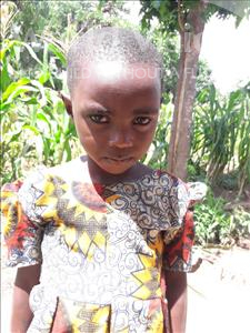 Choose a child to sponsor, like this little girl from Kilimatinde, Joyce Robart age 6