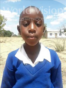 Choose a child to sponsor, like this little girl from Kilimatinde, Tedy Yohana age 7