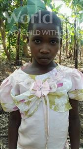 Choose a child to sponsor, like this little girl from Kibiga-Mulagi (Kimu), Jane age 8