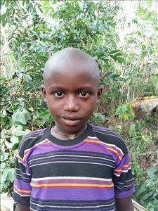Choose a child to sponsor, like this little boy from Kibiga-Mulagi, Alifunsi age 11