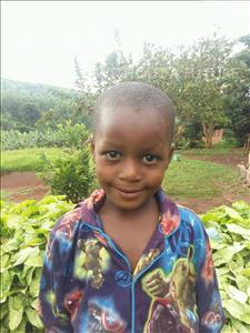 Choose a child to sponsor, like this little boy from Kibiga-Mulagi, Sharifu age 6
