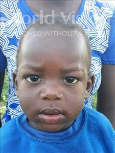 Choose a child to sponsor, like this little boy from Busitema, Phillip age 3