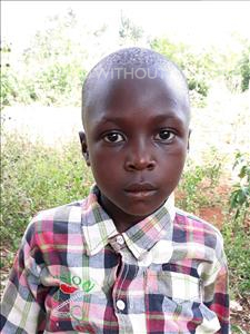 Choose a child to sponsor, like this little boy from Busitema, Sam age 7